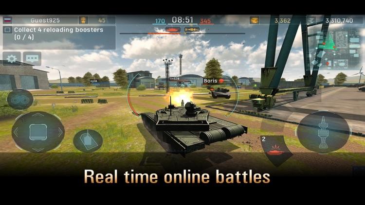 Armada: Modern Tanks screenshot-4