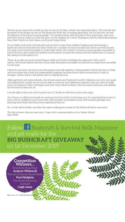 Bushcraft & Survival Skills screenshot-3