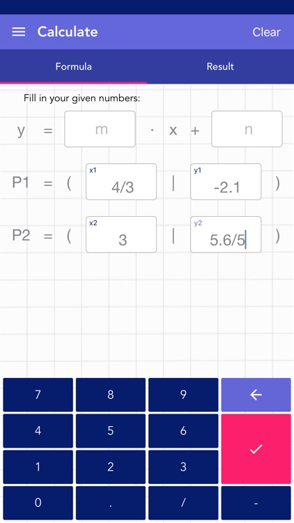 Solving Linear Equation