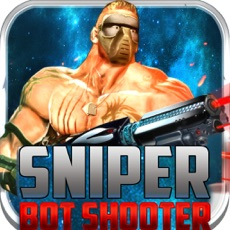Activities of Sniper Bot Gun Shooting