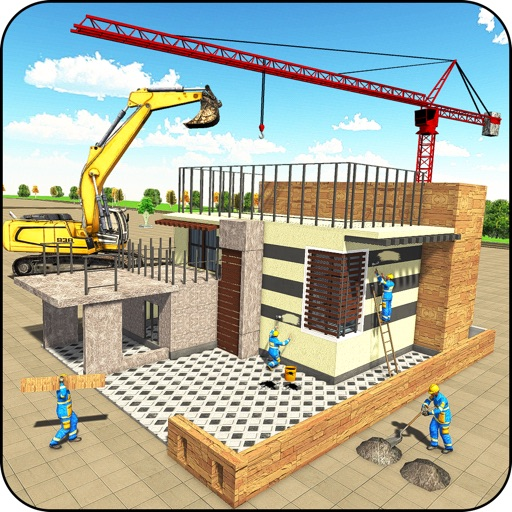 Modern Home Build & Design 3D iOS App