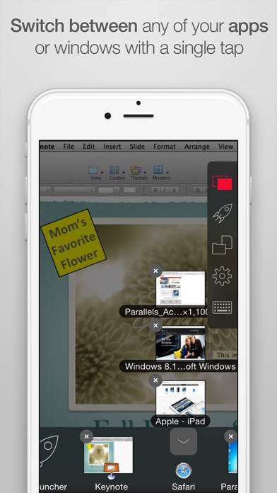 Parallels Access iPhone