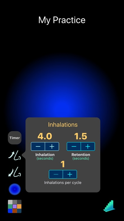 PranaMate - Breathe & Meditate screenshot-3