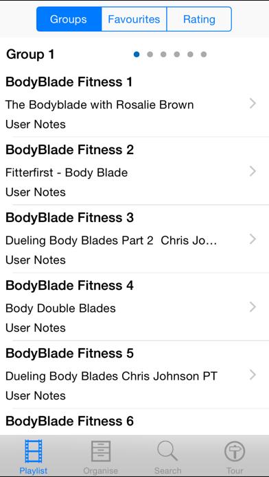 BodyBlade Fitnessのおすすめ画像2