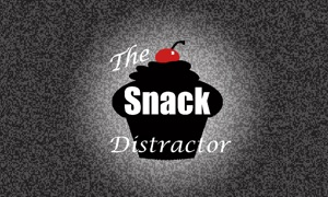 The Snack Distractor – reduce unhealthy habits like snacking