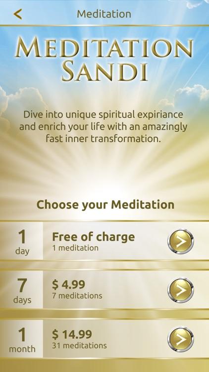 Meditation Feel The Energy screenshot-3