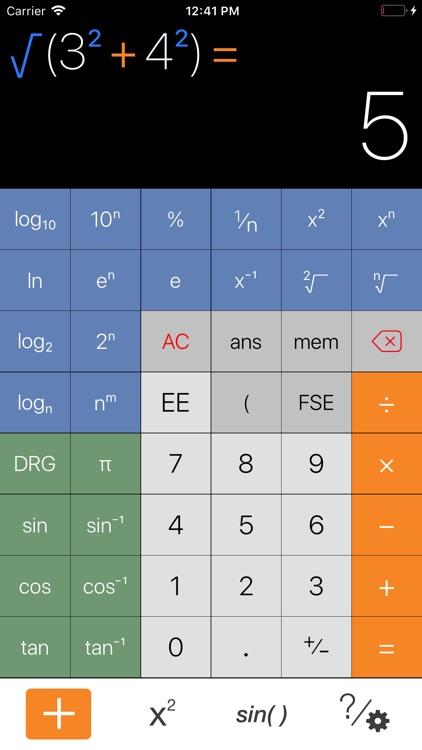 SnapCalc Calculator screenshot-3