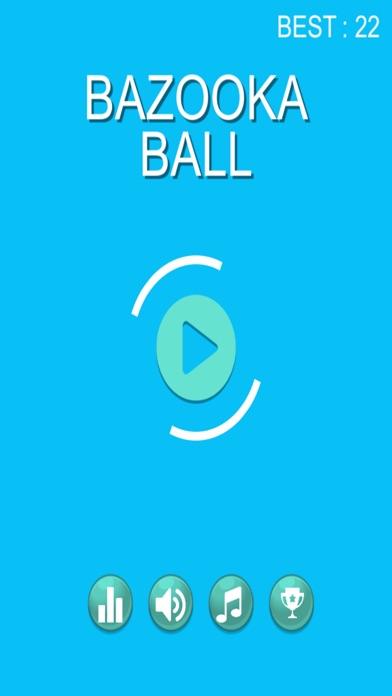 Bazooka Ball screenshot