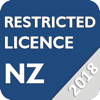 Restricted Licence NZ