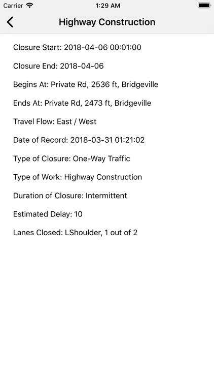California Traffic Cameras screenshot-6