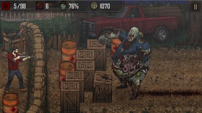 Zombie Trespass: Apocalypse screenshot four