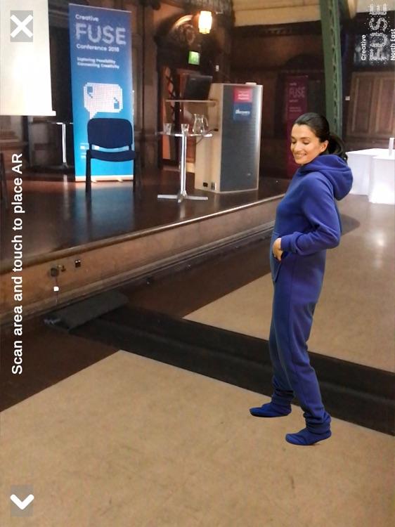 Virtual Catwalk