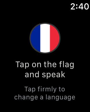 Screenshot #11 for Mate – Talk and Translate