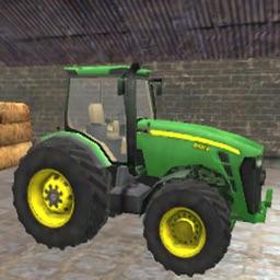 Farming Tractor Cargo