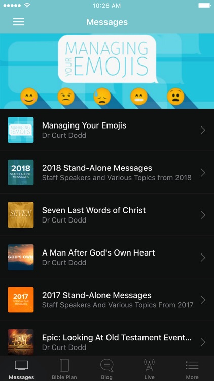 Westside Church App
