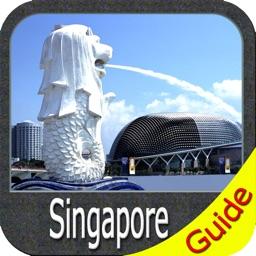 Singapore - GPS charts offline maps Navigator