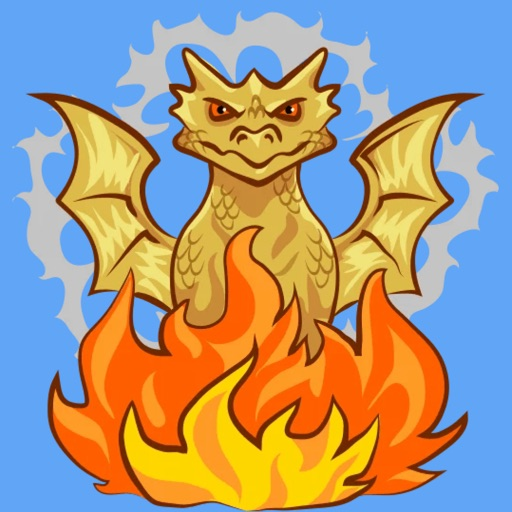 Dragon STiK Sticker Pack