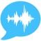 App Icon for ChalkTalk Messenger App in United States IOS App Store