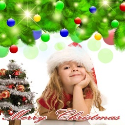 Christmas Frames and Stickers HD