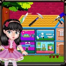 Activities of Doll House Repair Simulator