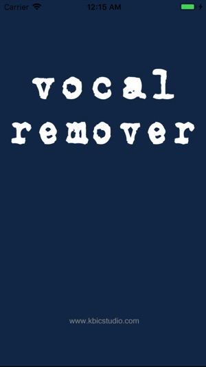 Vocal Remover Lite on the App Store