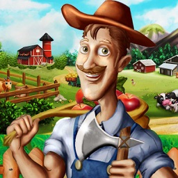 Big Little Farmer - Online & Offline Farming Game