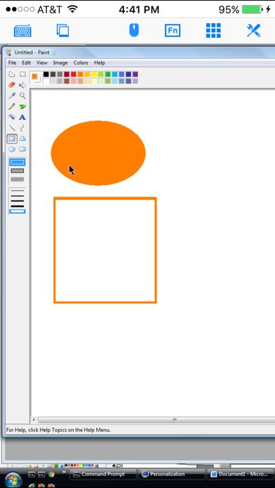 リモートデスクトップライト ScreenShot4