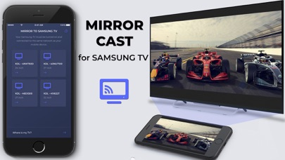 Mirror for Samsung TV Pro Screenshots