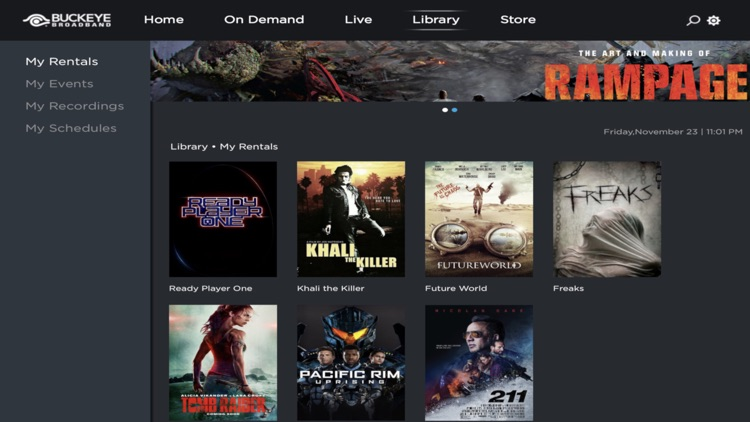StreamTV Powered by Buckeye screenshot-6