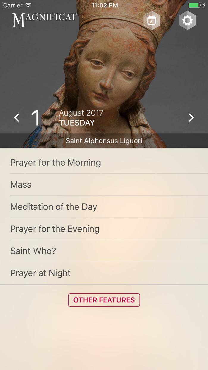 Magnificat (US edition) Screenshot