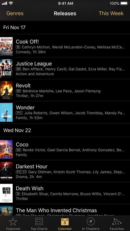 iTunes Movie Trailers screenshot-3