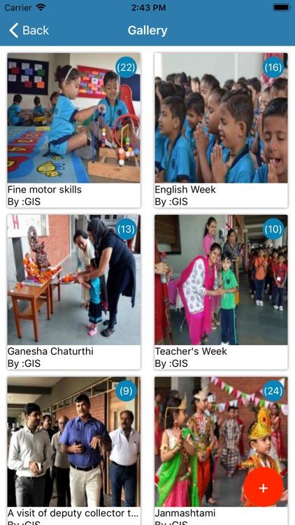 Gangotri International School screenshot-4