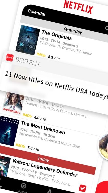 Best app for Netflix fans