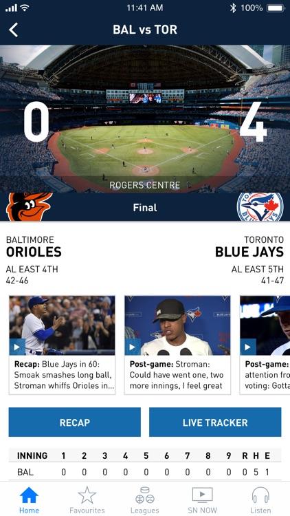Sportsnet screenshot-3