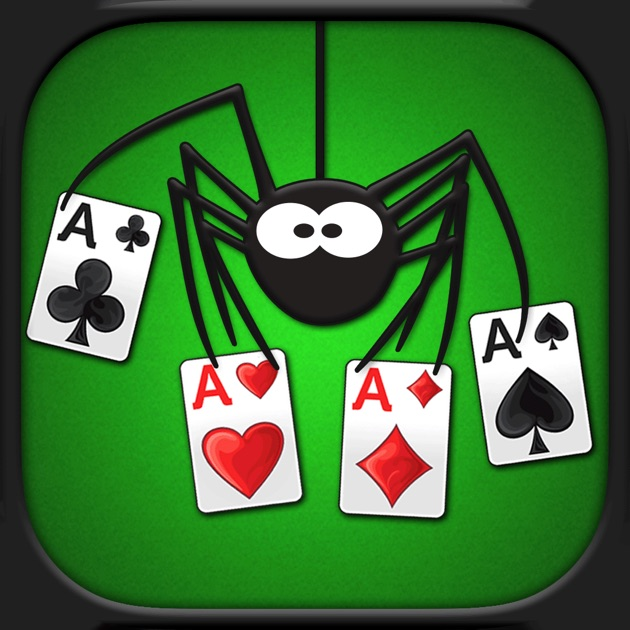 spider solitaire apple