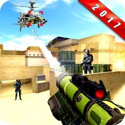 SWAT Commando Secret Mission