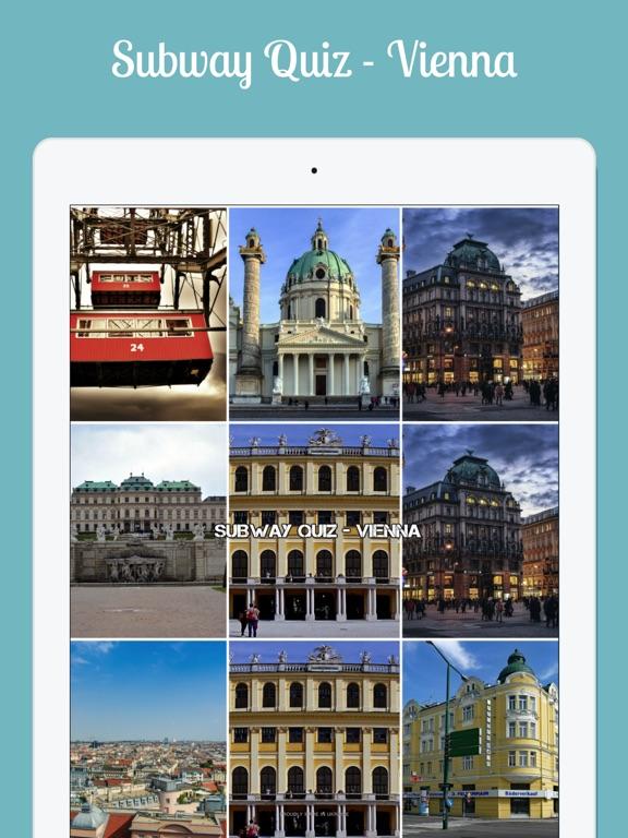 Subway Quiz - Vienna-ipad-0