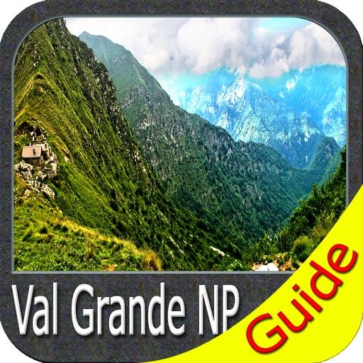 Val Grande National Park - GPS Map Navigator