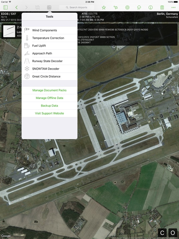 Airports Screenshots
