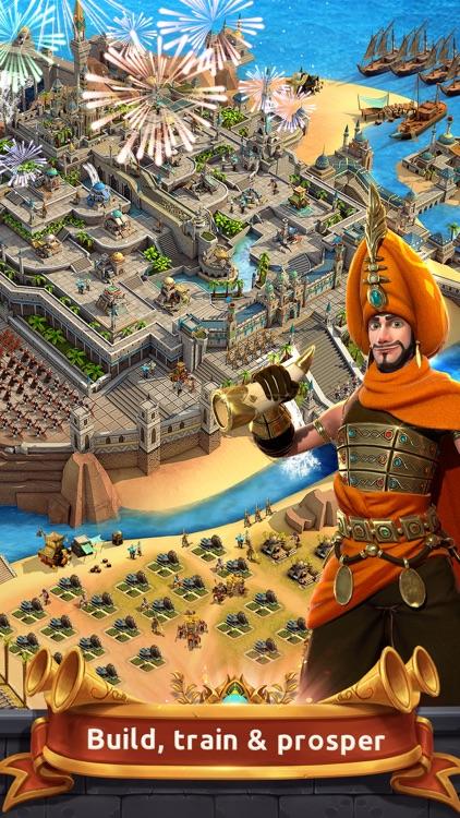 أساطير العرب - Doom Dunes screenshot-3