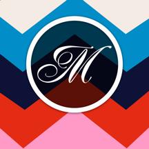 Monogram Wallpaper Maker Lite!