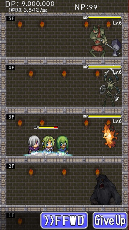 Demons Castle screenshot-4