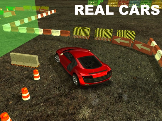 Excited Parking - Car Driving Parking Simulator-ipad-2