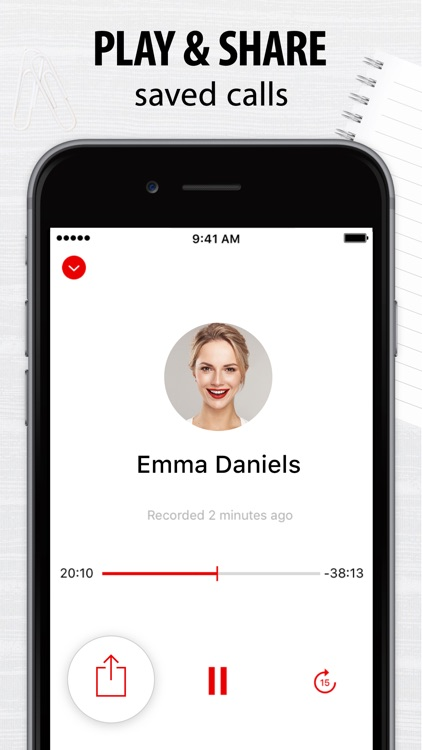 Call Recorder for iPhone Pro screenshot-3