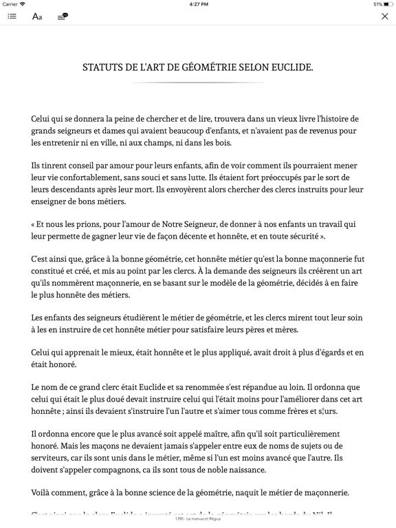 Franc-Maçonnerie (Anthologie)