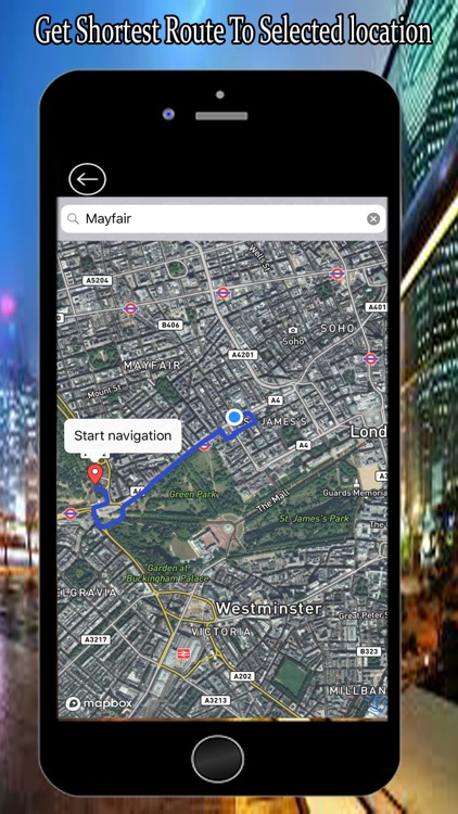 GPS Route Finder – Route Maps screenshot-3