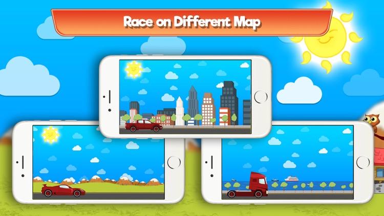 Alpi - Car Racing screenshot-4