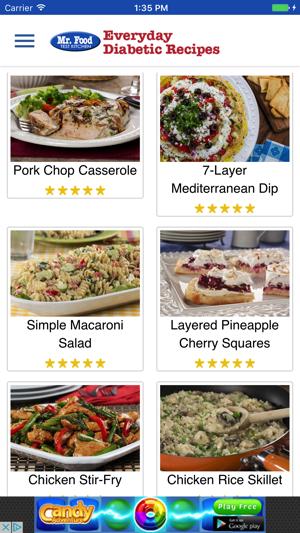 Everydaydiabeticrecipes On The App Store