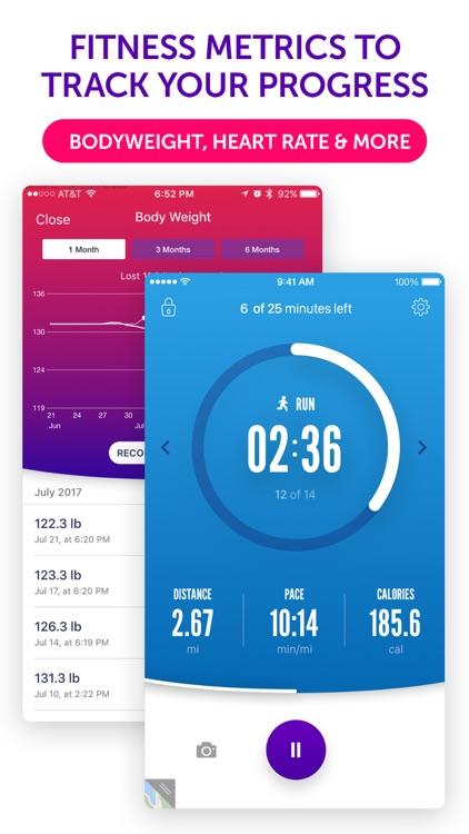 Running To Lose Weight screenshot-3