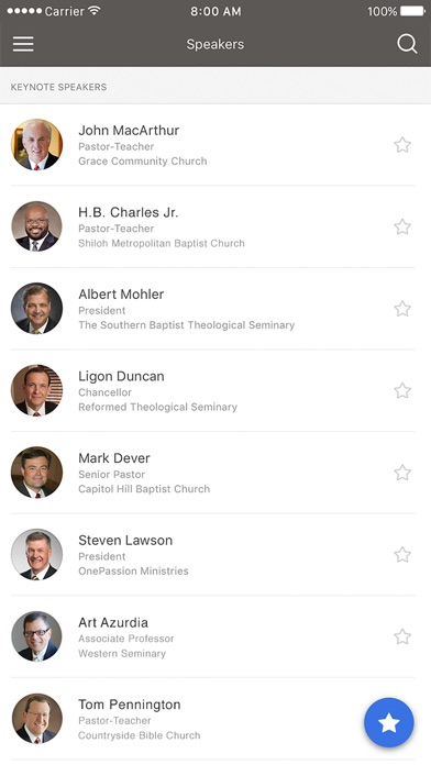 Image of Shepherds' Conference 2018 for iPhone